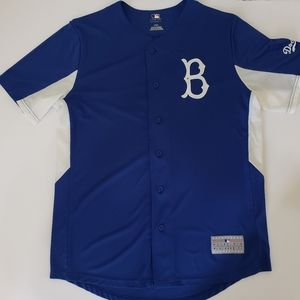 Brooklyn Dodgers baseball jersey
